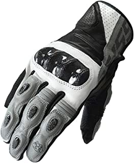 Kecontsy Touch Screen Gloves Motorcycle Mens Leather Motorcycle Gloves