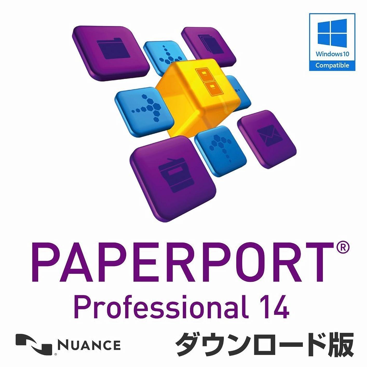 シミュレートする準備する赤PaperPort Professional 14 [ダウンロード]