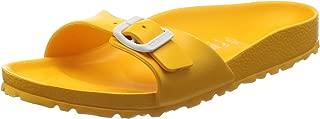 birkenstock eva scuba yellow