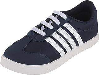 CamfootWomen Blue Casual Sneaker Shoe