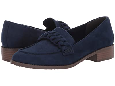 Seychelles BC Footwear By Seychelles Self-Love (Navy V-Suede) Women
