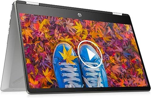 "HP Pavilion x360 (2021) 14"" (35.56cms) FHD Touchscreen Laptop, 11th Gen Core i5, 8 GB RAM, 512GB SSD, 2-in-1 Converti..."