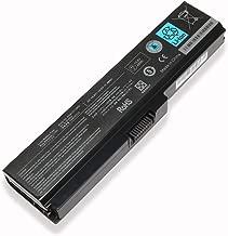 PA3817U-1BRS Battery for Toshiba Satellite L755 L755D L775 L775D L745 L750 C655 C675 L645 L645D L655 L655D L675 L675D Laptop M645 P745 P755 P755 P775 A655