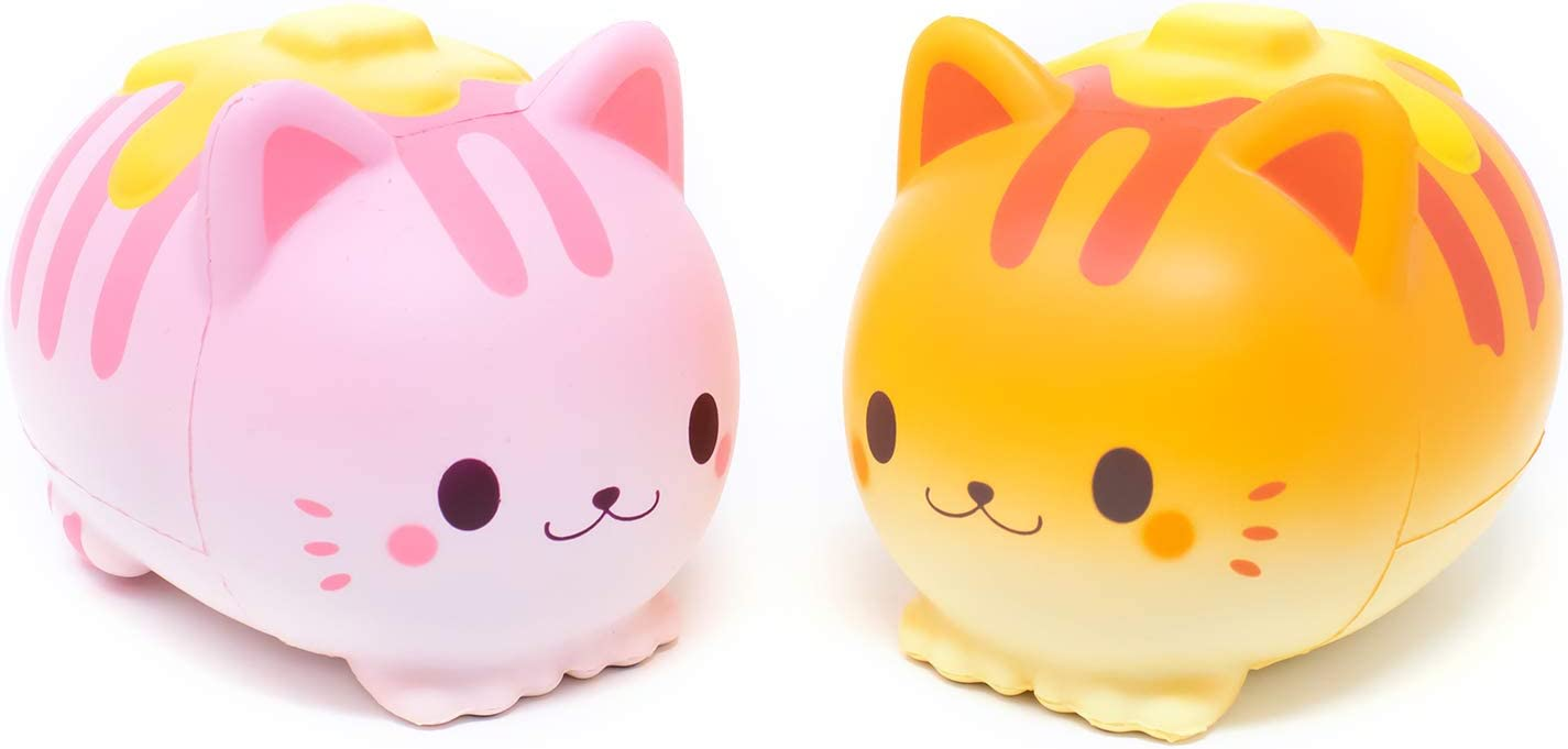 iBloom Nyan A surprise price is realized Pancake Cat Ranking TOP18 Slow Strawberry Squishy Br Rising Toy