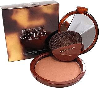 Estee Lauder Bronze Goddess No. 04 Deep Powder Bronzer for Women, 0.74 Ounce