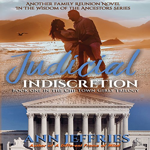 Judicial Indiscretion audiobook cover art