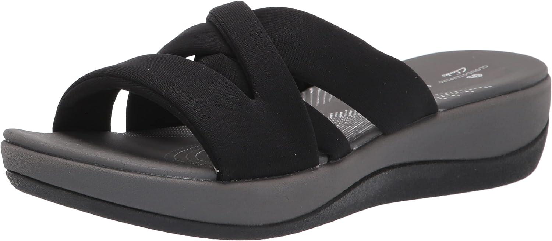 Clarks Women's Arla Rilee Slide Sandal
