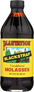 Plantation Blackstrap Molasses, 15 oz
