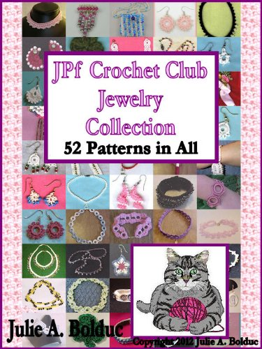 JPF Crochet Club Jewelry Collection (English Edition)
