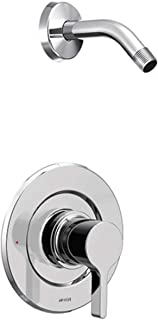 Moen T2662NH Vichy Bathroom Shower Only System without Showerhead and Valve, Chrome