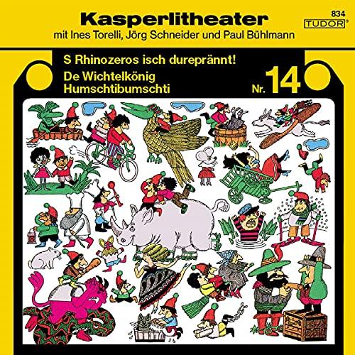 Kasperlitheater Nr. 14 Titelbild