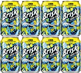 Brisk Iced Tea, Pack of 8, 12 Oz Cans