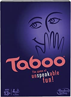 Taboo - the Game of Unspeakable Fun (2009 Edition)