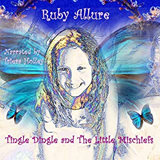 Tingle Dingle and the Little Mischiefs cover art