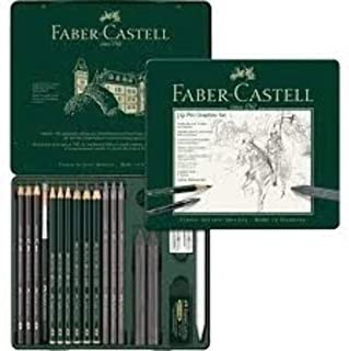 Faber-Castell PITT Graphite Set - Set of 19 pcs.