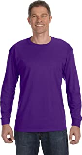 6.1 oz. Tagless� ComfortSoft� Long-Sleeve T-Shirt -...