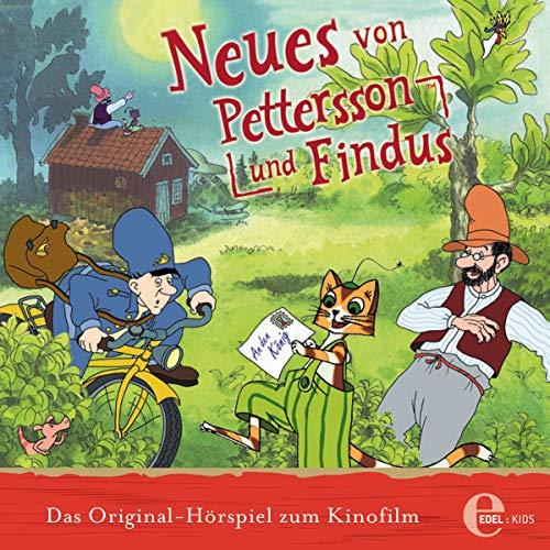 Neues von Pettersson und Findus. Das Original-Hörspiel zum Kinofilm Titelbild