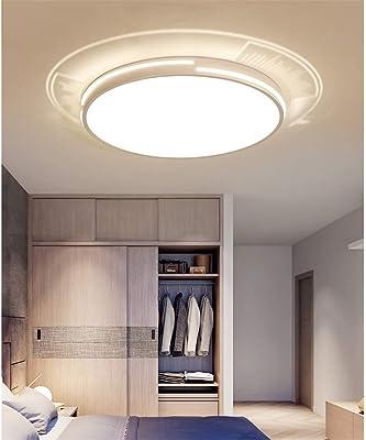 Luz de techo Lámpara de pulpo Blanco cálido Para Pasillo Pasillo Escalera Pasillo Balcón Salón Dormitorio Warm White 12w: Amazon.es: Iluminación