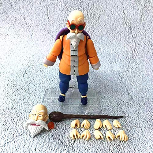 dsfew Puppe , Wunderspielzeug, Action-Mann, Wunderfiguren, ActionfigurMovable PVC Doll Doll 140mm Super Anime Mori Senin Doll Doll