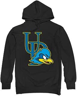 balala Mens University of Delaware Mascot Fightin' Blue Hens Cool Hoodies Hooded Sweatshirts