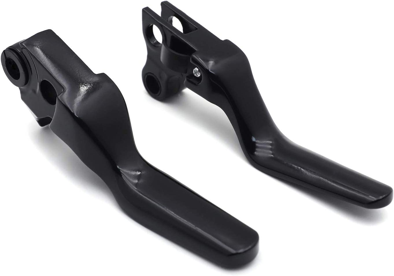 HTTMT- Black Smooth Shorty Wide Blade wi Free shipping on Regular store posting reviews Compatible Brake Levers