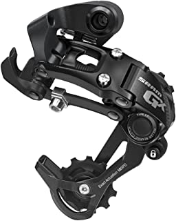 SRAM GX 2x10 Rear Derailleur, Type 2.1 with 10 Speed Performance - Black