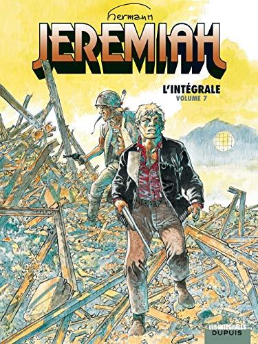 Jeremiah - Intégrale - tome 7 - Jeremiah Intégrale T7 (tomes 25 à 28)