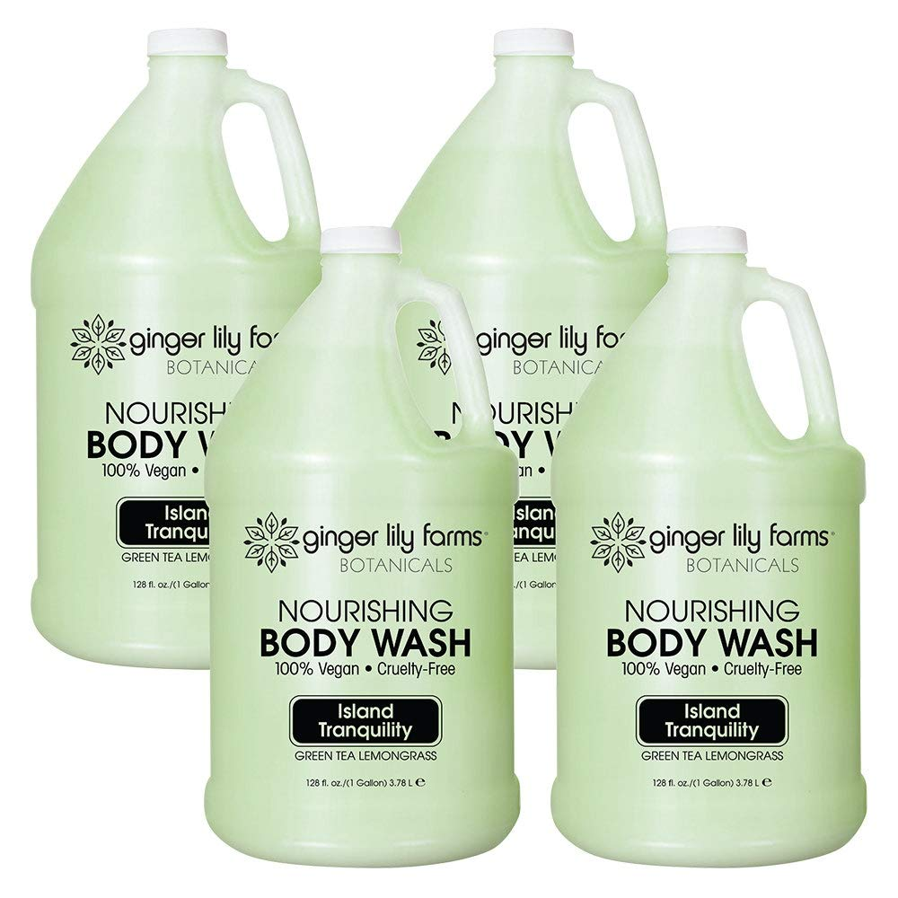 Ginger Lily Farms Botanicals Nourishing Body Wash Tranqu 40% OFF Cheap Sale Island Max 42% OFF