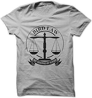 philadelphia school of bird law shirt