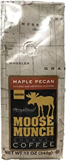 Harry & David Moose Munch Ground Coffee (Maple Pecan)