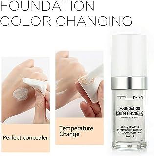 2020 人気 TLM ファンデーション リキッド 色合せ変色 潤い保湿 コンシーラー 一日長持ち ファンデーション 携帯に便利な