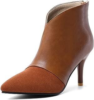 BalaMasa Womens ABS13953 Pu Boots