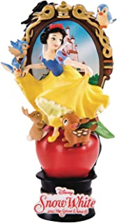 Beast Kingdom Snow White Ds-013 D-Stage Series Statue, 6 inches