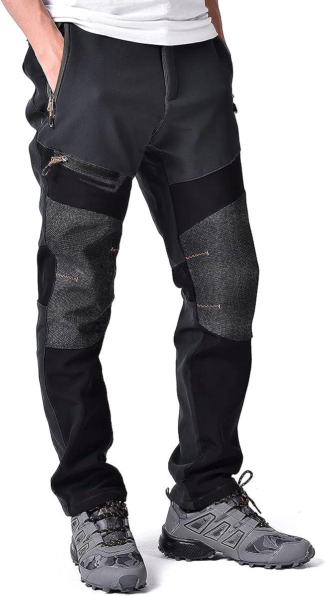 Jessie Kidden Mens Waterproof Hiking Fis Classic Pants Ski Snow Finally popular brand Outdoor