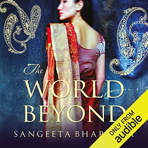 The World Beyond audiobook cover art