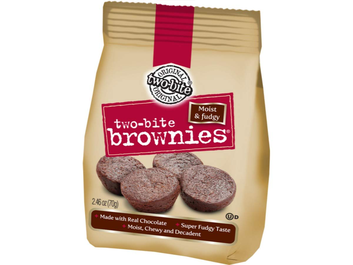 Two Rare Bite Brownies 0.154 Pound per 40 -- Austin Mall case.