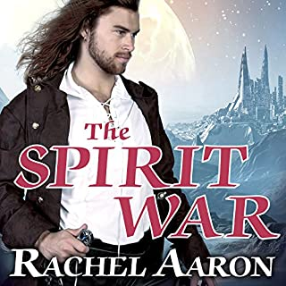 The Spirit War audiobook cover art