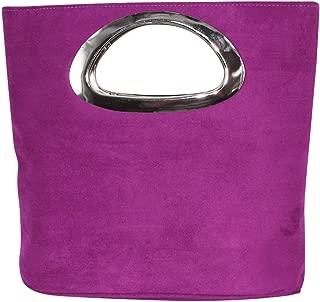 Wiwsi Women Casual Style Tote Bag Handbag Evening Top Handle Clutch Purses New
