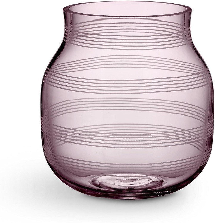 Kähler Kähler Kähler Omaggio Glas Vase H170 Plum B01M3UL4LT 5c35a2