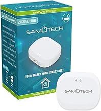 Zigbee Hub compatibel met Samotech Zigbee-sensoren