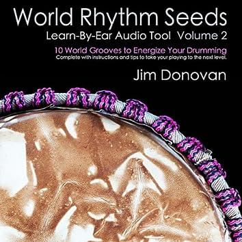 World Rhythm Seeds, Vol. 2