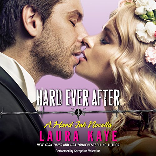 Hard Ever After audiobook cover art