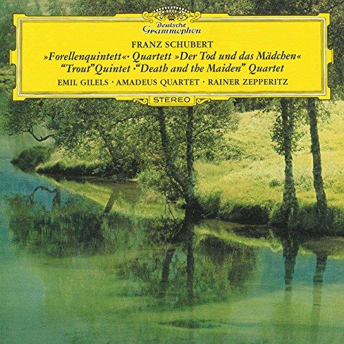 Schubert : Quintette 'La Truite' - Quatuor 'La Jeune Fille et la Mort'