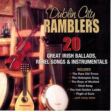 20 Great Irish Ballads, Rebel Songs & Instrumentals