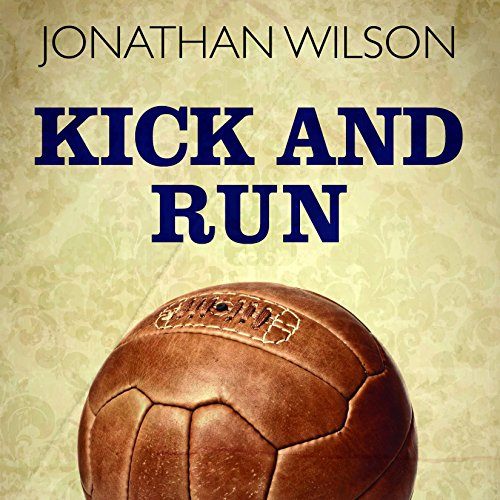 Kick and Run audiobook cover art