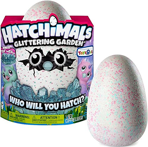 Hatchimals Glittering Garden [Twinkling...