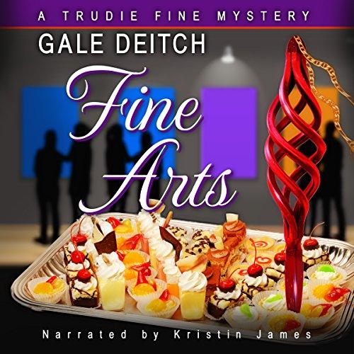 Fine Arts audiobook cover art