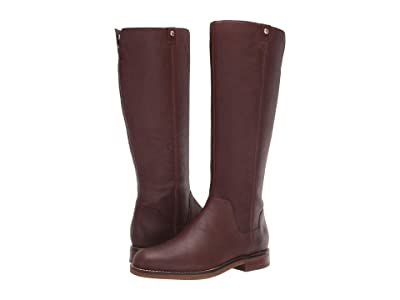 Cole Haan Calissa Riding Boot (Harvest Brown Leather) Women