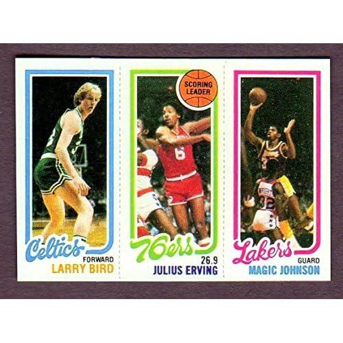 3ac090ef8 Larry Bird Rookie Card  Amazon.com