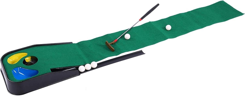 Max 83% OFF Vbest life Children 3 GOL f Super-cheap Holes Golfing Mat Portable Practice